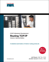 Routing TCP/IP vol 1, 2nd ed.
