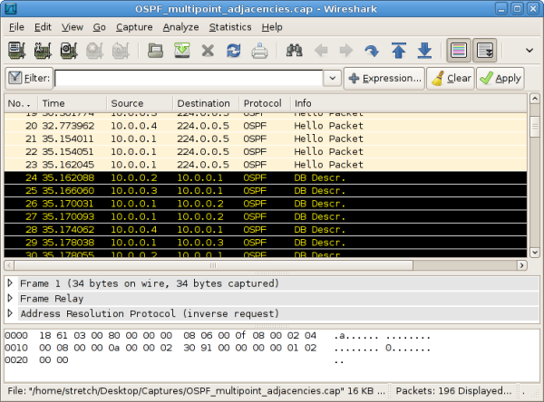 Adding columns to Wireshark - PacketLife net