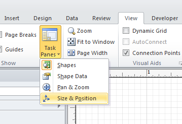 Rotating Visio Shapes to an Arbitrary Degree - PacketLife net
