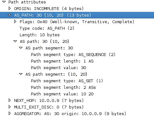 BGP route aggregation - part 1 - PacketLife net